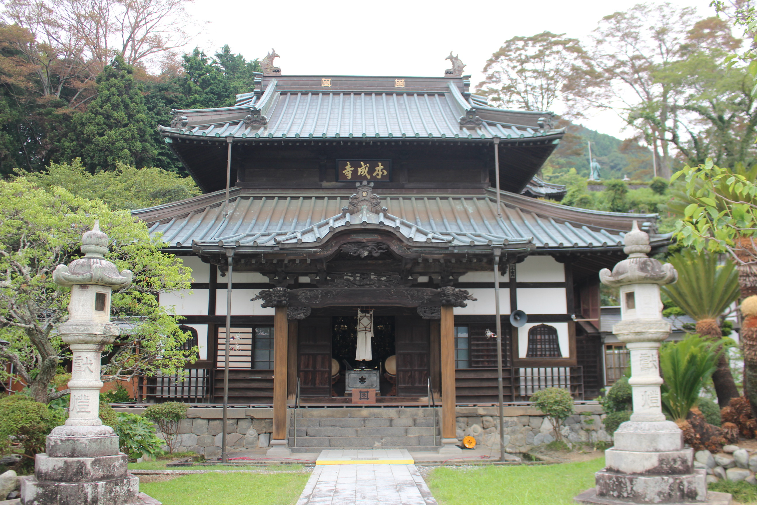日蓮宗本成寺